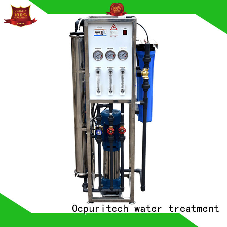 Ocpuritech stable ro plant price factory price for agriculture