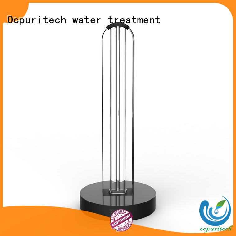 Ocpuritech industrial uvc lamp series for factory