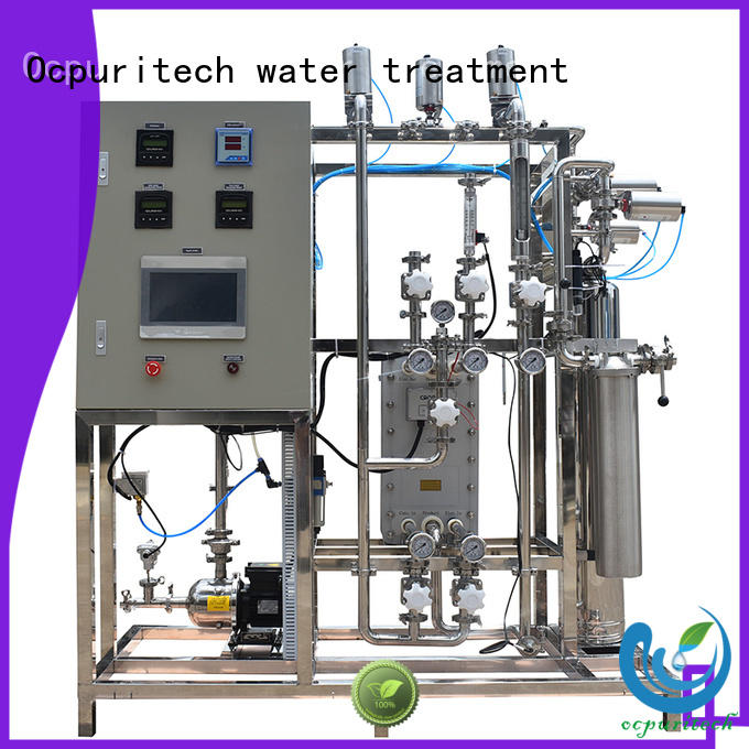 industrial electrodeionization steel personalized for seawater