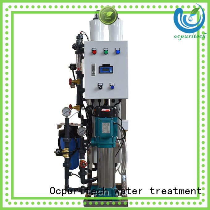 Ocpuritech best water purification system companies customized for factory