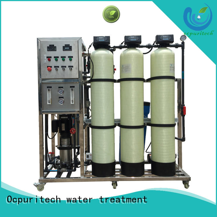 Ocpuritech stable reverse osmosis machine personalized for food industry