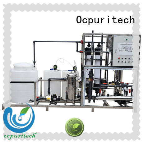 PP Filter cartridge Custom removes suspended or particulate matters SUS304 Raw water pump &accessories ultrafilter Ocpuritech water treatment application