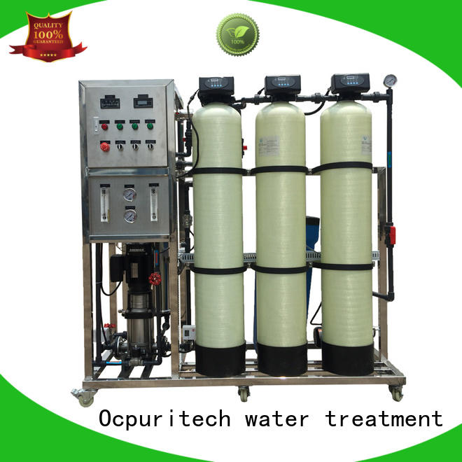 Ocpuritech stable ro machine supplier for agriculture