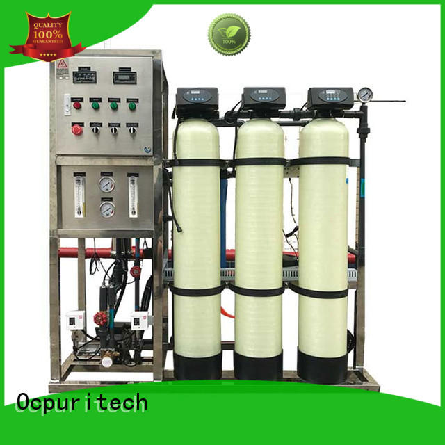 Ocpuritech 250lph reverse osmosis systems for sale for food industry
