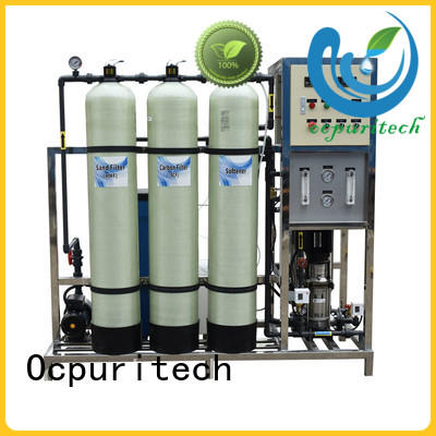 Ocpuritech reverse osmosis filtration wholesale for food industry