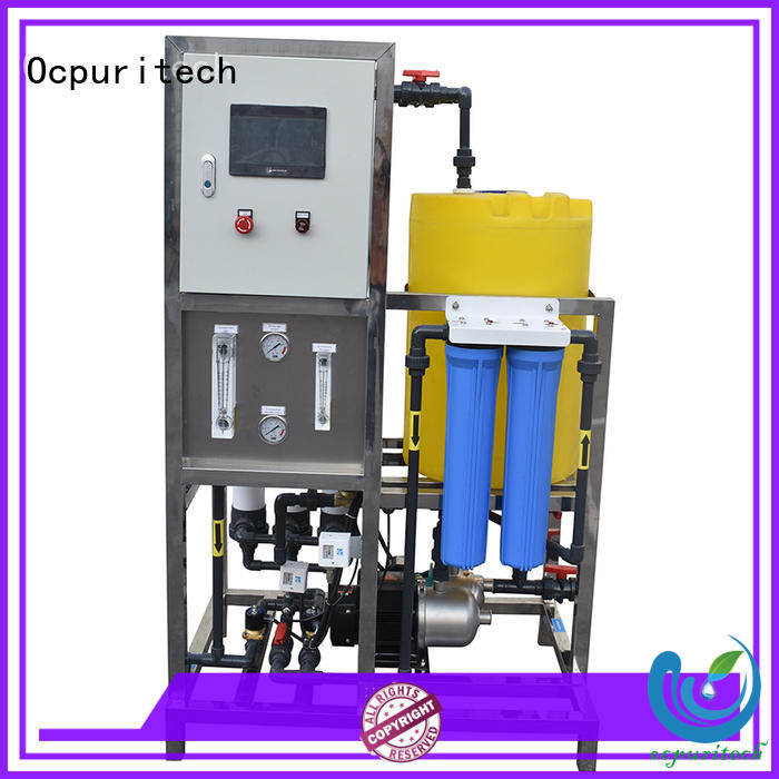 Ocpuritech water treatment plant suppliers series for industry