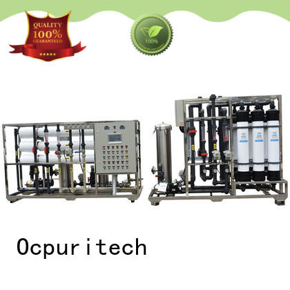 Ocpuritech 500lph ultrafiltration system manufacturers factory price for seawater