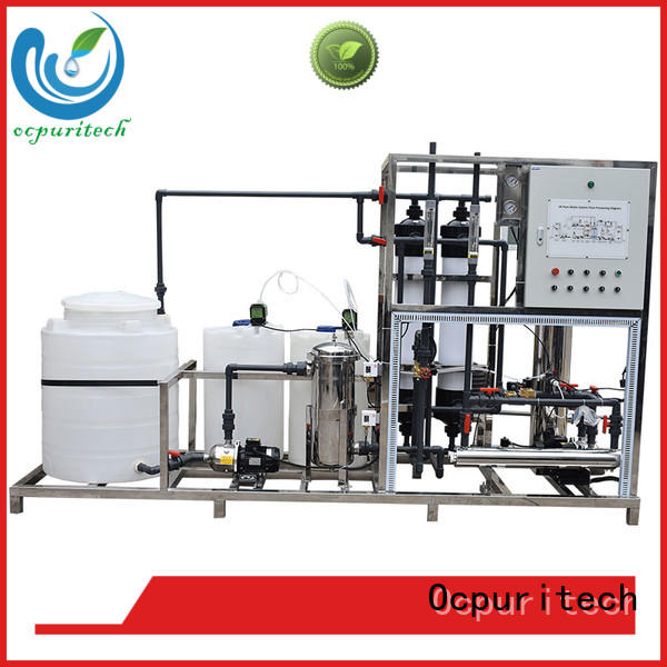 Custom factory price ultrafilter PP Filter cartridge Ocpuritech