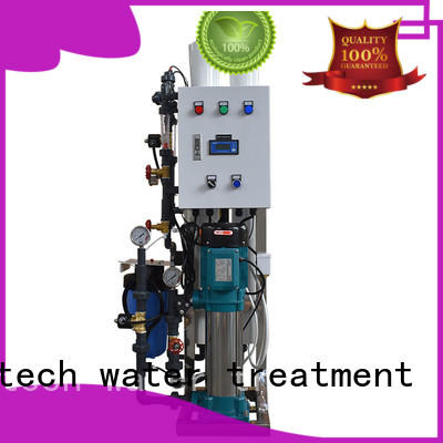 Ocpuritech water treatment system manufacturer customized for industry