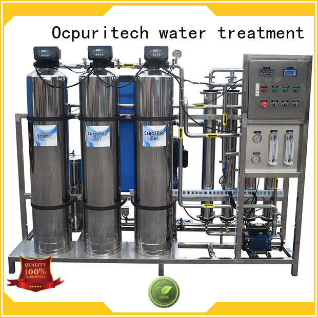 4000lph water treatment products manufacturer directly sale for industry