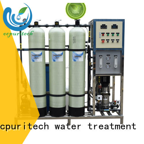 Ocpuritech durable reverse osmosis plant suppliers for seawater