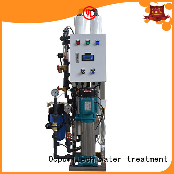 durable ro machine 4000lph supplier for food industry