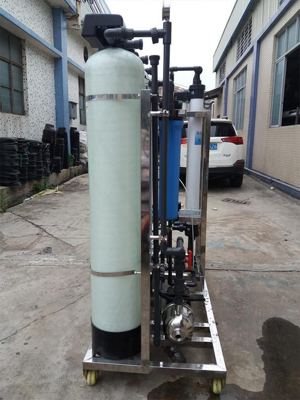 Ocpuritech-Uf Filter, 500lph Drinking Water Treatmentpurification Ultrafiltration-2