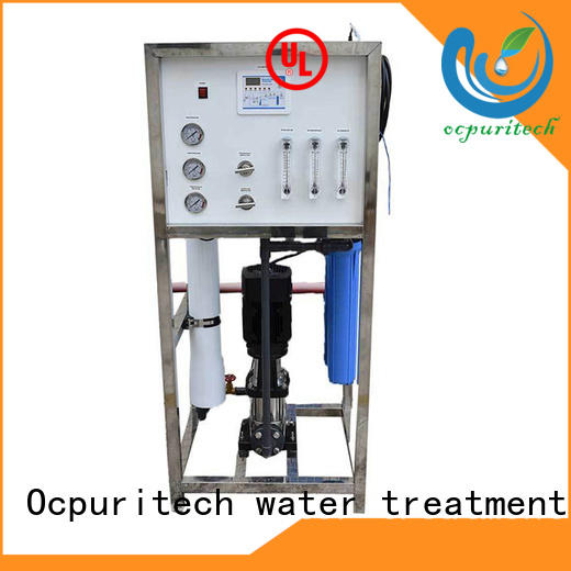 Ocpuritech ro water system wholesale for agriculture