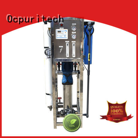 Ocpuritech durable reverse osmosis water filter supplier for seawater