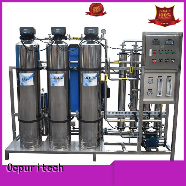 stable reverse osmosis system cost factory price for seawater