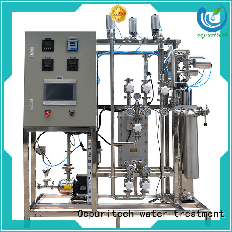 Ocpuritech quality edi water system personalized for seawater