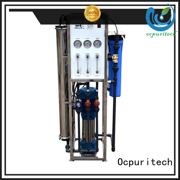 Ocpuritech 250lph water solution company factory price for seawater