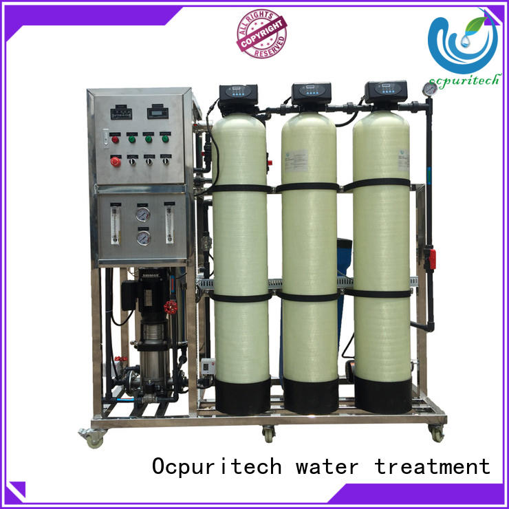 reliable reverse osmosis system manufacturers equipment supply for food industry