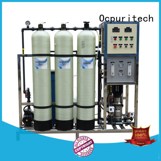 Ocpuritech ro plant industrial supplier for agriculture