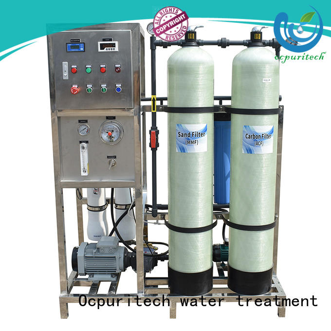 Ocpuritech water purification manufacturers manufacturer for industry