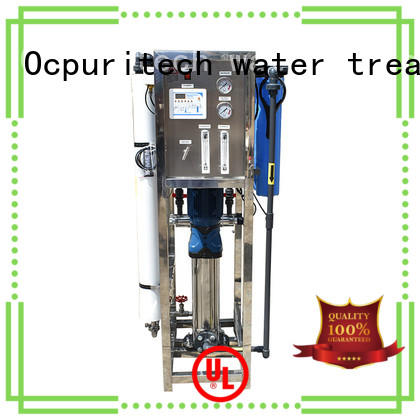 Ocpuritech water softener system companies customized for industry