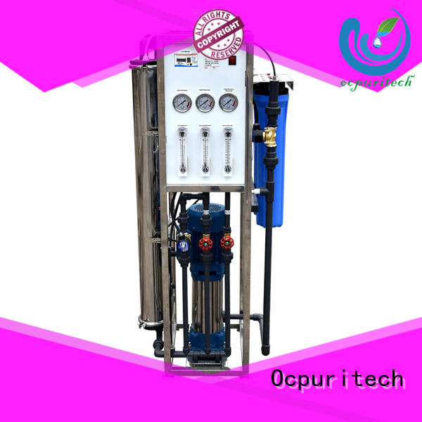 ro system for seawater Ocpuritech