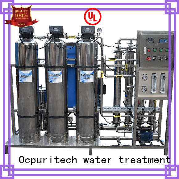 Ocpuritech water purification manufacturers series for chemical industry