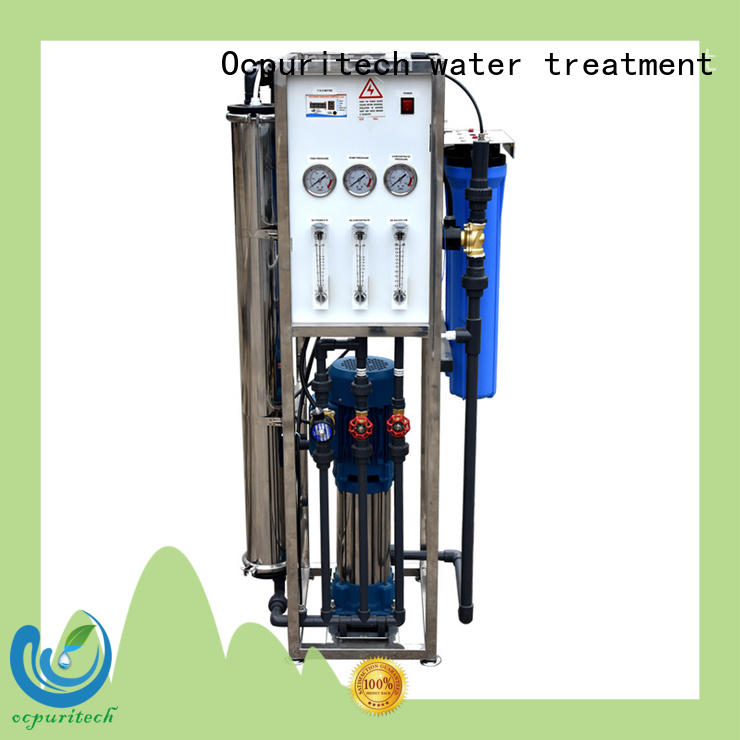 reverse osmosis plant 60000 for agriculture Ocpuritech