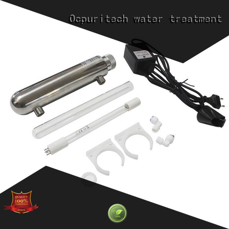 Ocpuritech water filter parts manufacturer for industry