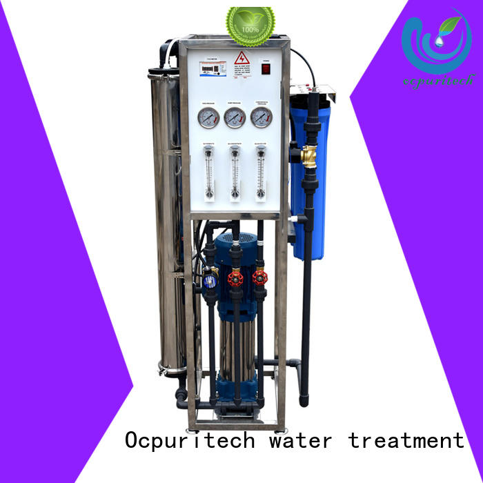 Ocpuritech durable supplier for seawater
