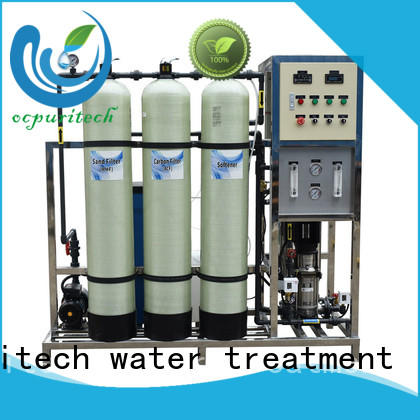 Ocpuritech treatment reverse osmosis plant personalized for food industry