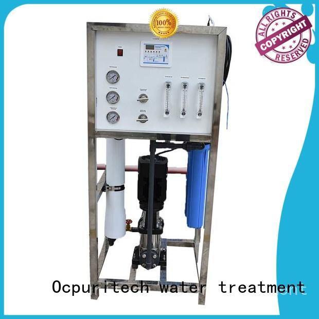 farm ro machine long service life Ocpuritech company