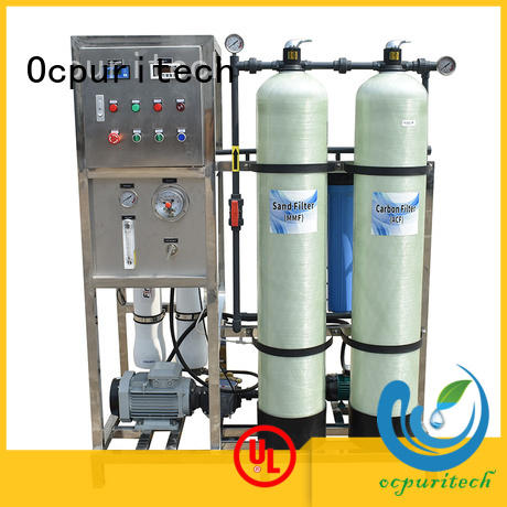practical water treatment plant manufacturers directly sale for chemical industry