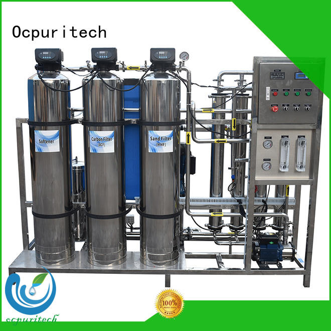 efficient water purification manufacturers manufacturer for industry