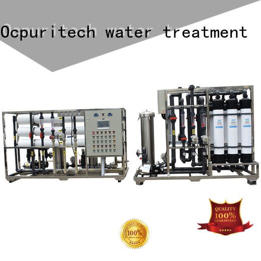 Ocpuritech durable ultrafilter supplier for agriculture