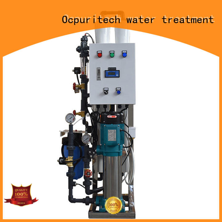 quality water purification unit latest manufacturers for industry