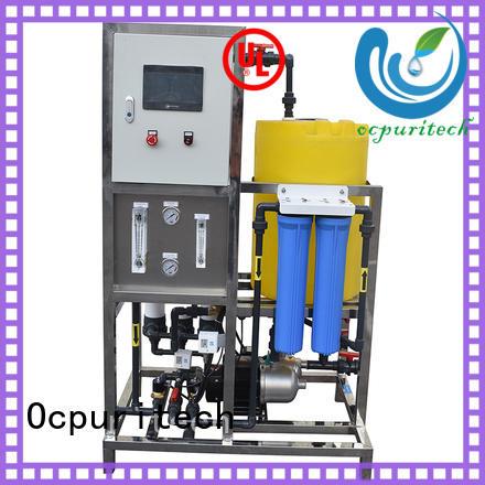 Ocpuritech ultrafilter factory price for seawater
