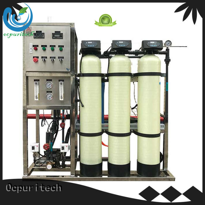 Custom Recovery 45%-70% ro machine Desalination 96%-99% Ocpuritech