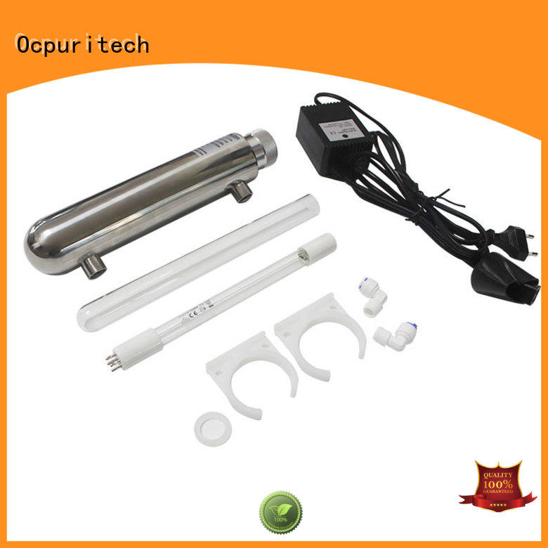 Ocpuritech commercial water treatment systems suppliers from China for factory