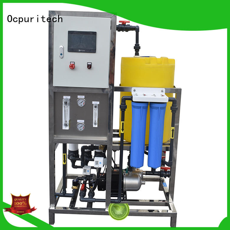 industrial ultrafiltration membrane system 750lph supplier for agriculture