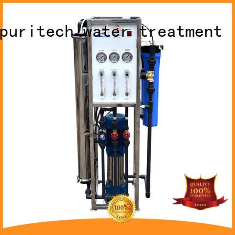 Ocpuritech membrane reverse osmosis plant Houses