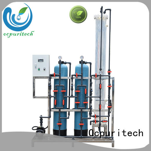 3000lph water treatment systems ion customized for factory