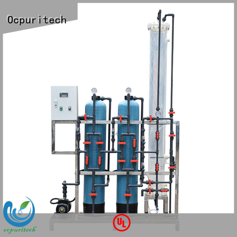 quality water treatment equipment manufacturers customized for factory