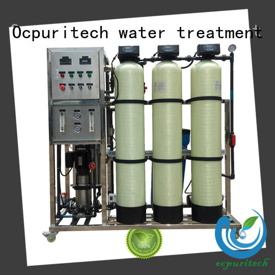 Ocpuritech stable ro plant price personalized for agriculture