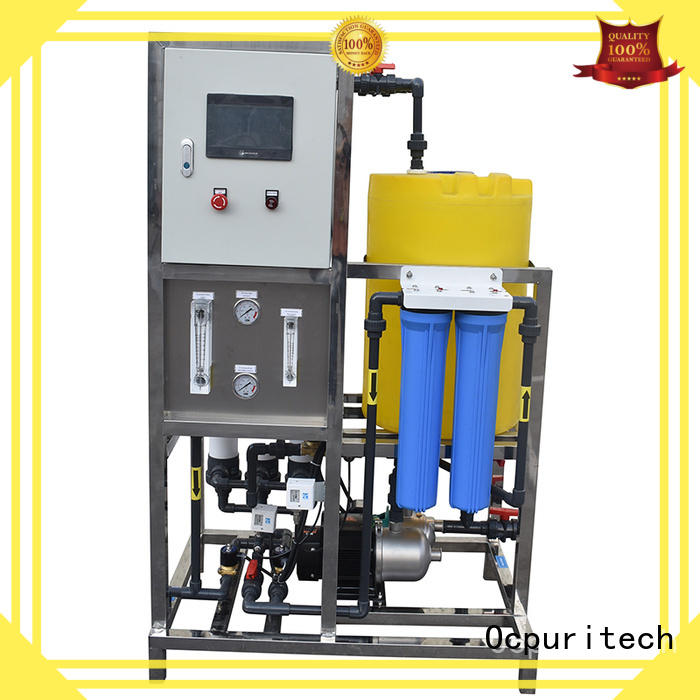 Ocpuritech sea water treatment systems from China for industry
