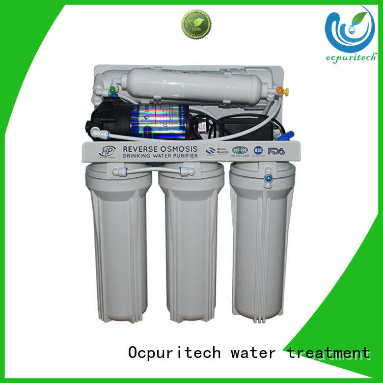 Ocpuritech quality ro system from China for industry