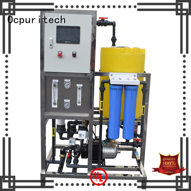 Ocpuritech quality water treatment systems directly sale for factory