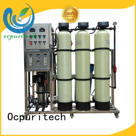 Ocpuritech stable industrial reverse osmosis water system wholesale for seawater