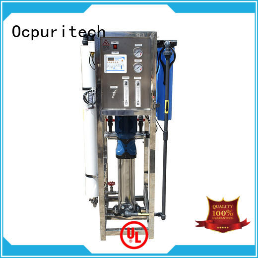 reliable ro machine supplier for seawater